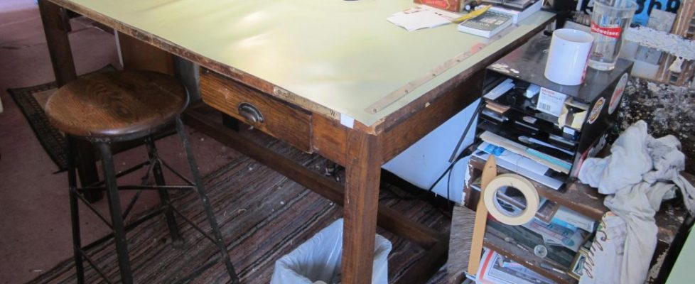 The Drawing Table